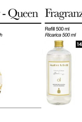 BACI MILANO ROYAL FAMILY LAMPADA CATALITICA + FRAGRANZA